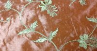 Embroidery polyester silk fabric 1_ www.hamzaembroidery.com